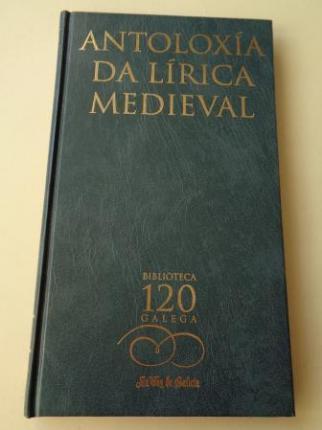 Antoloxía da lírica medieval - Ver os detalles do produto