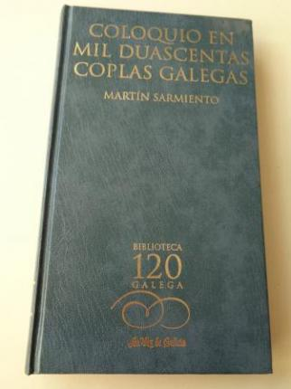 Coloquio en mil duascentas coplas galegas - Ver os detalles do produto