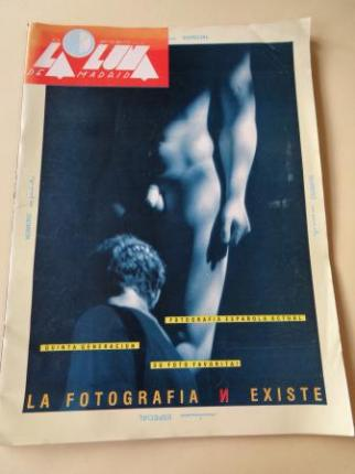 LA LUNA DE MADRID. Nº 31. Septiembre 1986. Número especial: La fotografía N existe - Ver os detalles do produto
