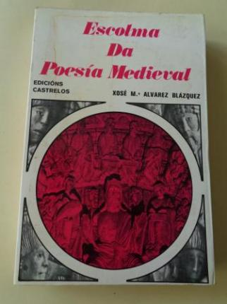 Escolma de poesía medieval - Ver os detalles do produto