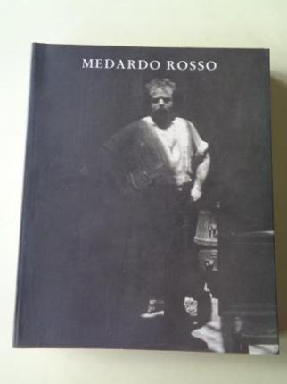 Medardo Rosso. Catálogo Esxposición Centro Galego de Arte Contemporánea, Santiago de Compostela, 1996 - Ver os detalles do produto