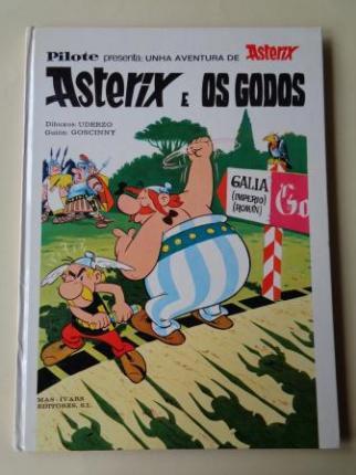 Asterix e os godos (1ª edición en galego) - Ver os detalles do produto