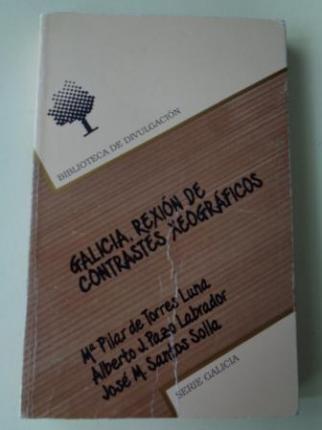 Galicia, rexión de contrastes xeográficos - Ver os detalles do produto