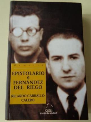 Epistolario a Fernández del Riego - Ver os detalles do produto