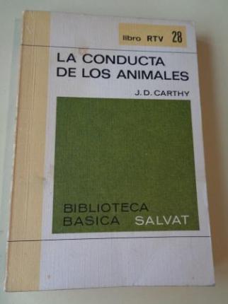 La conducta de los animales - Ver os detalles do produto
