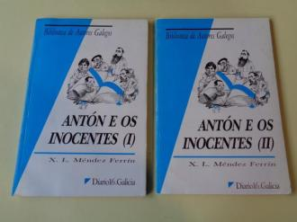 Antón e os inocentes I e II - Ver os detalles do produto