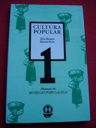 Cultura Popular. Manuais do Museo do pobo Galego, Núm. 1 (Galicia) - Ver os detalles do produto