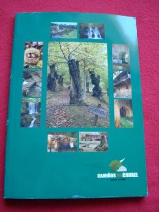 Camiños do Courel. Rutas rurales (Texto en español) - Ver os detalles do produto