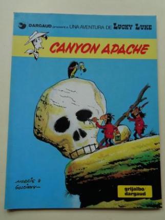 LUCKY LUKE. Canyon Apache - Ver os detalles do produto