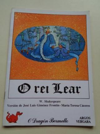 O rei Lear (Tradución de Carlos Casares) - Ver os detalles do produto