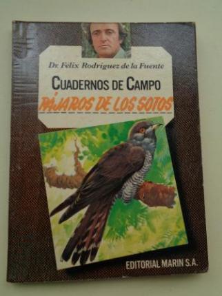 Pájaros de los sotos. Cuadernos de campo, nº 52 - Ver os detalles do produto