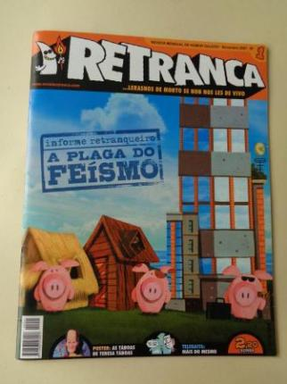 RETRANCA. Revista mensual de humor galego, nº 1. Novembro, 2007 - Ver os detalles do produto
