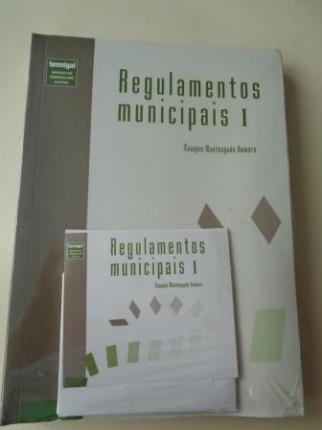 Regulamentos municipais I. Libro + CD - Ver os detalles do produto