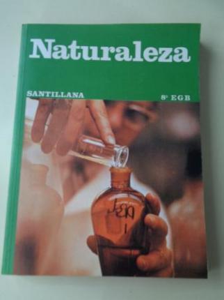 Naturaleza 8º EGB (Santillana, 1980) - Ver os detalles do produto