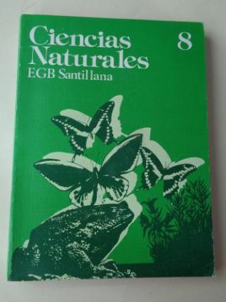 Ciencias Naturales 8º EGB (Santillana, 1977) - Ver os detalles do produto
