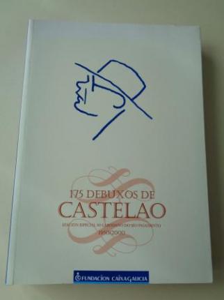175 dibuxos de Castelao. Edición especial 50 cabodano do seu pasamento. 1950-2000 - Ver os detalles do produto