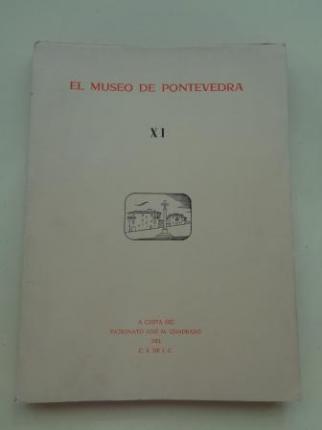 EL MUSEO DE PONTEVEDRA, XI (1957) - Ver os detalles do produto