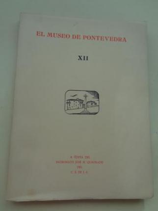EL MUSEO DE PONTEVEDRA, XII (1958) - Ver os detalles do produto