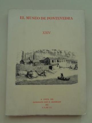 EL MUSEO DE PONTEVEDRA, XXIV (1970) - Ver os detalles do produto