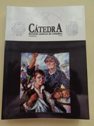 CÁTEDRA. Revista eumesa de estudios. Pontedeume. Nº 16. Xuño 2009 - Ver os detalles do produto