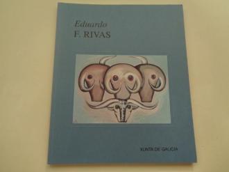EDUARDO F. RIVAS. O touro festa relixión e mito. Catálogo Exposición - Ver os detalles do produto