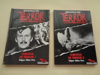 Cuentos de terror I y II - Ver os detalles do produto
