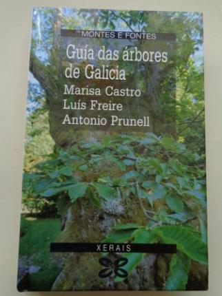 Guía das árbores de Galicia - Ver os detalles do produto