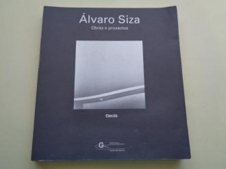 ÁLVARO SIZA. Obras e proxectos. Catálogo exposición Centro Galego de Arte Contemporánea, Santiago de Compostela, 1995 - Ver os detalles do produto