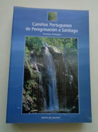 Camiños Portugueses de Peregrinación a Santiago. Tramos galegos - Ver os detalles do produto