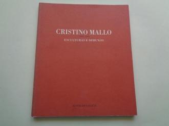 CRISTINO MALLO (1905-1989). Esculturas e debuxos. Catálogo Exposición Casa da Parra, Santiago de Compostela, 1996 - Ver os detalles do produto
