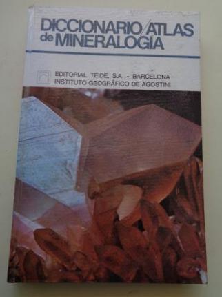 Diccionario / Atlas de Mineralogía - Ver os detalles do produto