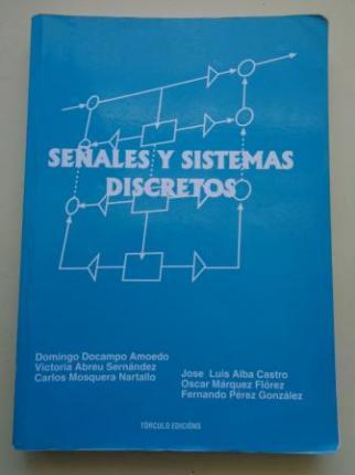 Señales y sistemas discretos - Ver os detalles do produto