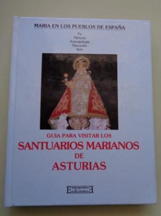 Guía para visitar los santuarios marianos de Asturias - Ver os detalles do produto