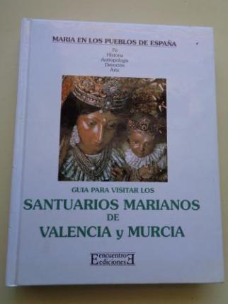 Guía para visitar los santuarios marianos de Valencia y Murcia - Ver os detalles do produto