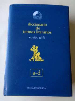 Diccionario de termos literarios a-d (En galego) - Ver os detalles do produto