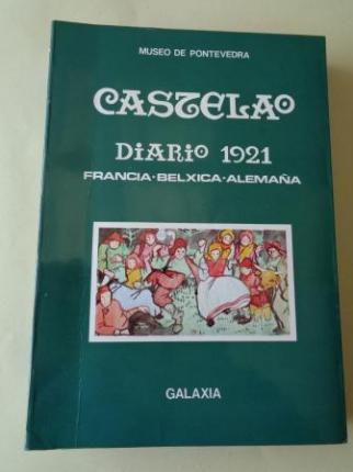 Diario 1921 Francia-Bélxica-Alemaña - Ver os detalles do produto