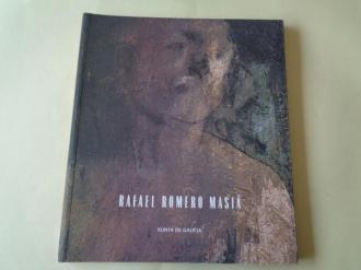RAFAEL ROMERO MASIÁ. Catálogo Exposición, Casa da Parra, Santiago de Compostela, 1999 - Ver os detalles do produto