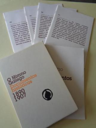 O Himno Galego. Documentos históricos 1890-1907 - Ver os detalles do produto