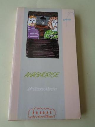 Anagnórise (1ª edición) - Ver os detalles do produto