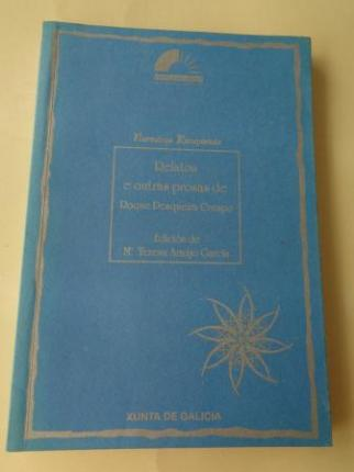 Relatos e outras prosas de Roque Pesqueira Crespo - Ver os detalles do produto