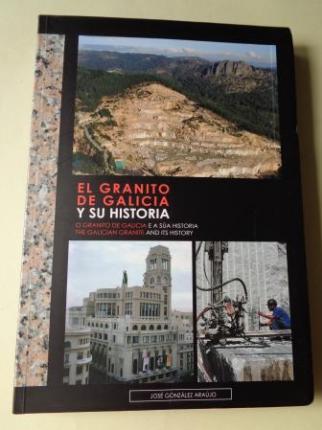 El granito de Galicia y su historia / O granito de Galicia e a súa historia / The galician granite and its history - Ver os detalles do produto