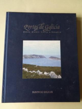 Portos de Galicia desde Monte Louro a Ribadeo (Texto en español) - Ver os detalles do produto