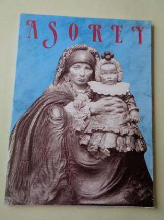 ASOREY. Catálogo Exposición. Cambados, 1987 - Ver os detalles do produto