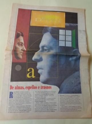 Rafael Dieste. Suplemento Especial Día das Letras Galegas 1995. La Voz de Galicia. De almas, espellos e trasnos - Ver os detalles do produto