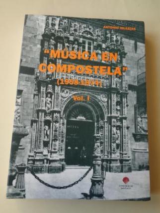 Música en Compostela (1958-1974). Volumen I - Ver os detalles do produto