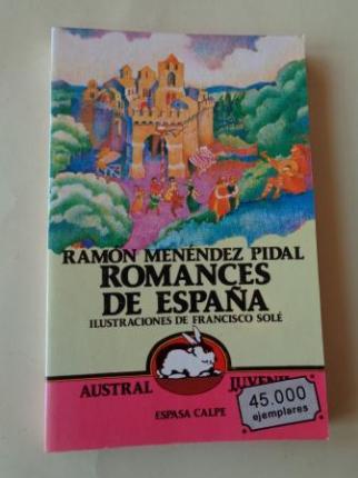 Romances de España - Ver os detalles do produto