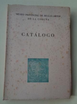 Catálogo Museo Provincial de Bellas Artes de La Coruña (1957) - Ver os detalles do produto