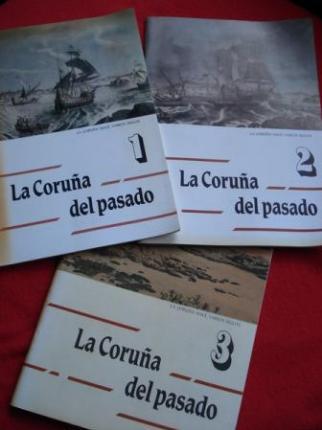 La Coruña del pasado. Vol. 1, 2 e 3 - Ver os detalles do produto