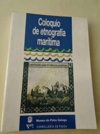 Coloquio de etnografía marítima - Ver os detalles do produto