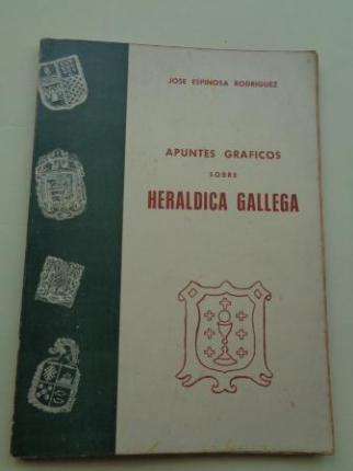 Apuntes gráficos sobre heráldica gallega - Ver os detalles do produto
